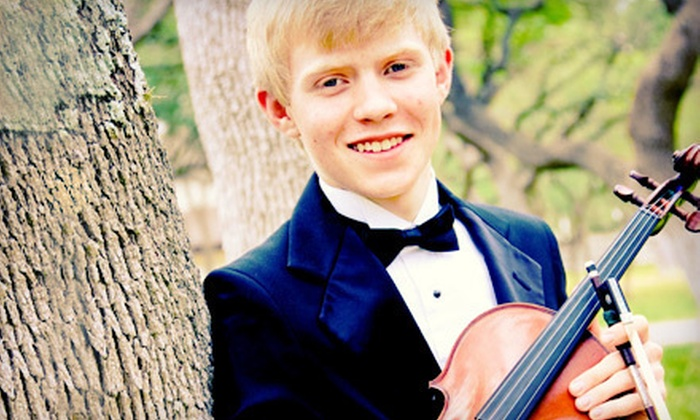 Pearl Amster Youth Concerto Festival presented by the Austin Civic Orchestra - Mission Bethany: $12 for Orchestra Night for Two to Austin Civic Orchestra at Bethany Lutheran Church on March 10 (Up to $24 Value)