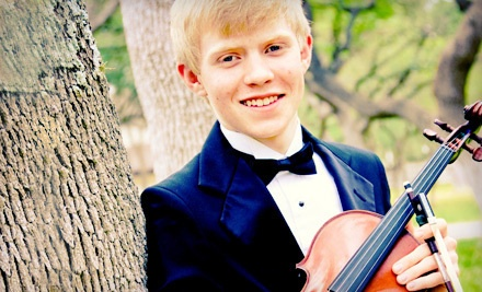 Pearl Amster Youth Concerto Festival pres. by the Austin Civic Orchestra on Sat., Mar. 10 at 7:30PM: General Admission - Pearl Amster Youth Concerto Festival presented by the Austin Civic Orchestra in Austin