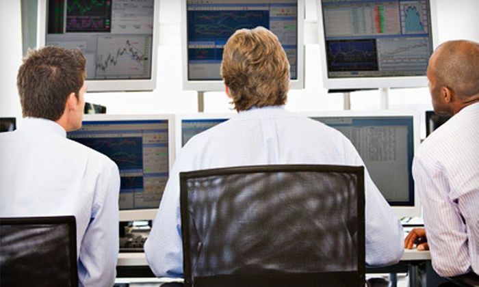 Equity Trading Capital - Financial District: Two-Hour, Eight-Hour, or Four-Day Equities-Trading Course at Equity Trading Capital (80% Off)
