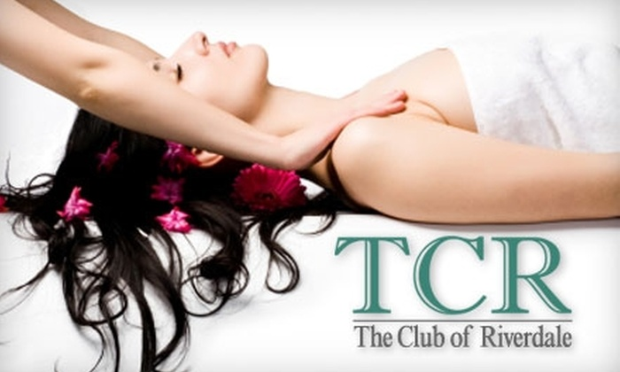 The Club Of Riverdale - Spuyten Duyvil: $45 for a 60-Minute Swedish Massage or a 60-Minute Rejuvenating Facial at The Club of Riverdale ($100 Value)