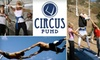 Trapeze High - Del Mar: $49 for a Flying-Trapeze Class for You and a Friend at Circus Fund ($120 Value)