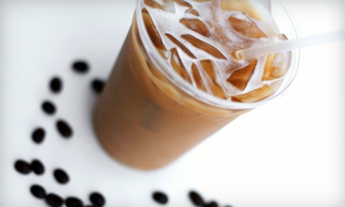 Coffee Brake - Santee: $3 for $6 Worth of Coffee, Tea, and Pastries at Coffee Brake in Santee