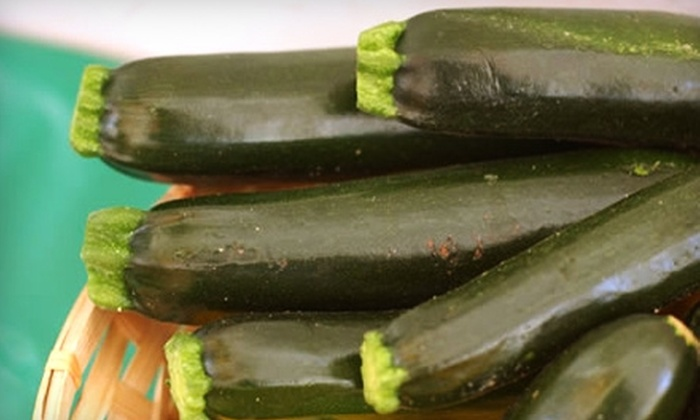 LPO: $15 for $30 Worth of Organic Groceries Ordered Online from LPO (Los Poblanos Organics)