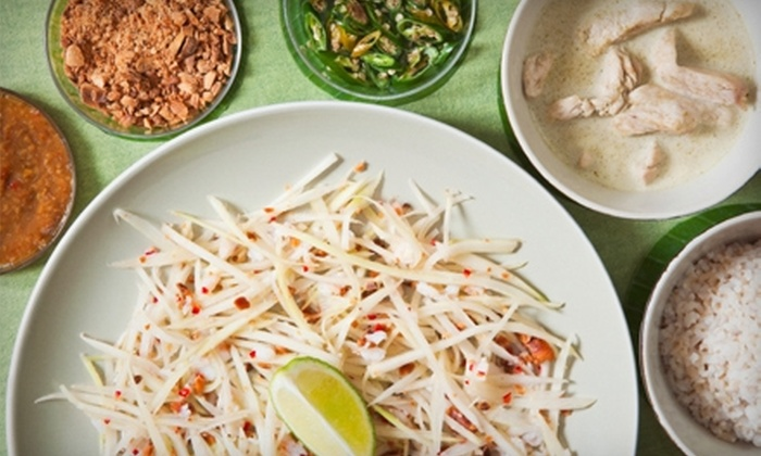 Mee Thai - Park Slope: $10 for $20 Worth of Thai Cuisine at Mee Thai in Brooklyn