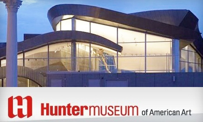 Hunter Museum of American Art - Chattanooga: $49 for One-Year Family Donor Membership at the Hunter Museum of American Art ($99 Value)