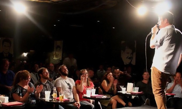 Back Room Comedy - New York Comedy Club: Back Room Comedy at New York Comedy Club on Thursday, June 25, at 7 p.m. (Up to 83% Off)