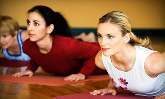 Balanced Yoga - Multiple Locations: Walk-In Classes at Balanced Yoga