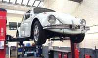 Full Air Conditioning Service (£26) or MOT and Service (£44) at Conor's Car Centre (Up to 56% Off)