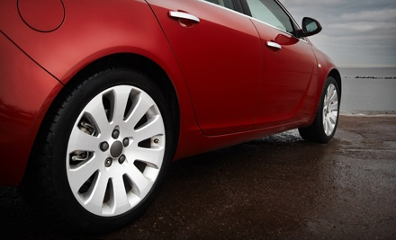 $100 Groupon to Five Star Tires - Five Star Tires in Los Angeles