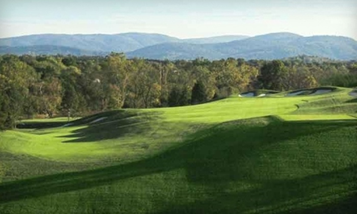 Blue Ridge Shadows Golf Club - Front Royal: $40 for a One-Hour Private Golf Lesson at Blue Ridge Shadows Golf Club in Front Royal ($100 Value)