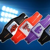 Up to 54% Off Ion-Infused Logo Wristband