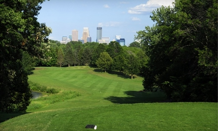 Minneapolis Parks and Recreation Board - Multiple Locations: Golf from the Minneapolis Parks and Recreation Board. Two Options Available.