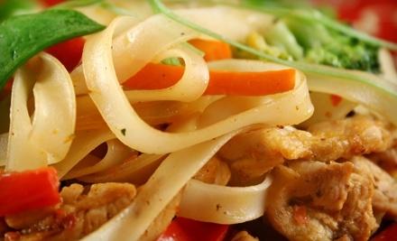 $12 Groupon to Thai Orchid Cuisine - Thai Orchid Cuisine in Haltom City