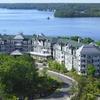 Palatial Ontario Resort Overlooking Lake Rosseau
