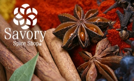 $15 Groupon to Savory Spice Shop - Savory Spice Shop in Colorado Springs