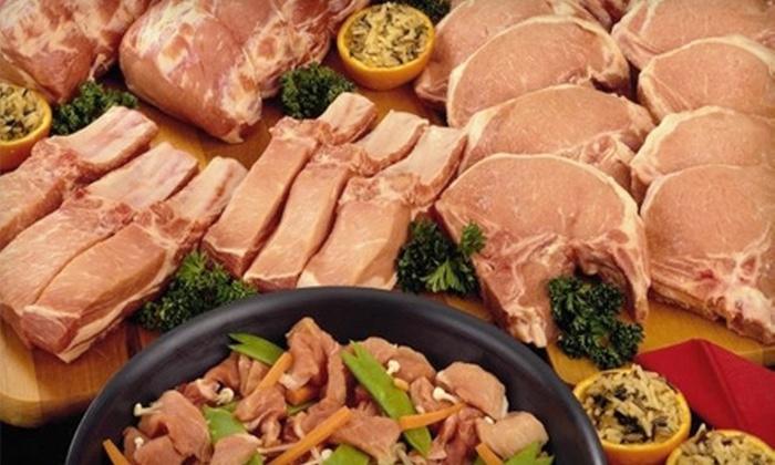 Nature Delivered Farm - North Brooksville: $51 for a Pork Sampling Platter at Nature Delivered Farm in Brooksville ($101 Value)