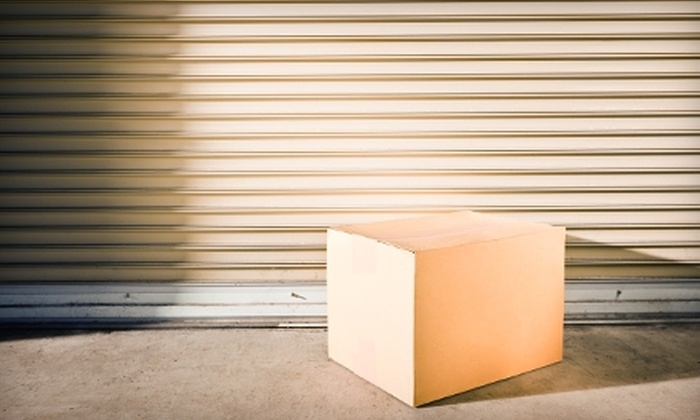 City Storage - St. Charles Greenwood,Linwood: $300 for Three Months of Storage at City Storage ($636 Value)