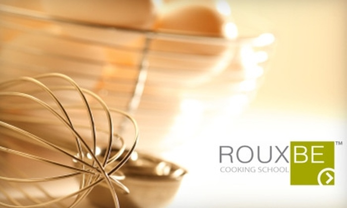 Rouxbe Cooking School: Online Cooking Classes from Rouxbe Cooking School (Up to $240 Value). Choose Between Two Options.
