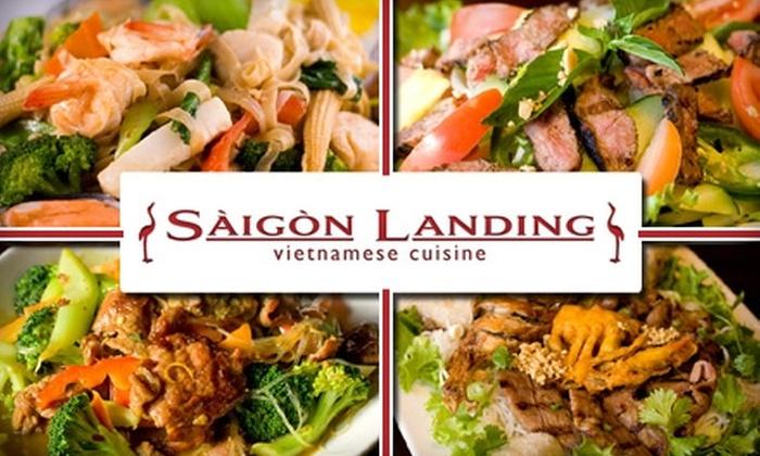Saigon Landing Restaurant - Greenwood Village: $20 for $40 Worth of Vietnamese Flavors at Saigon Landing Restaurant