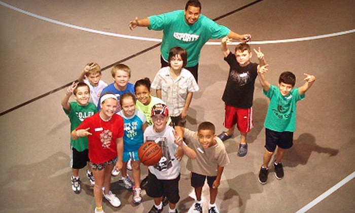 Bradstreet Sports - Citrus Park Community: One Week of Half-Day Creative Camp or Full-Day Sports Camp at Bradstreet Sports (Up to 54% Off)