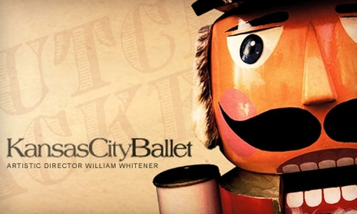 "Kansas City Ballet - Central Business District - Downtown: $35 for One Ticket to Kansas City Ballet's Production of ""The Nutcracker"" ($75 Value)"