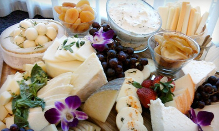 Onyx Orchard Cheese Company - Downtown Asheville: Specialty Cheeses or a Cheese Gift Basket at Onyx Orchard