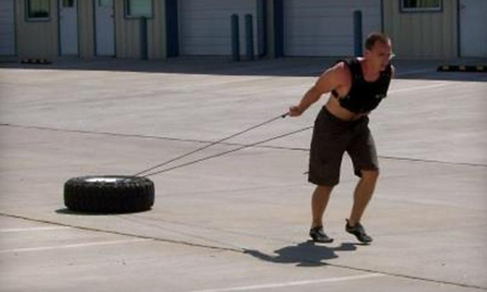 CrossFit BA - Broken Arrow: $30 for One Month of Unlimited Classes at CrossFit BA in Broken Arrow ($100 Value)