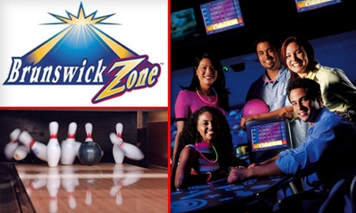 Brunswick Zone - Atlanta: $10 for Two Hours of Unlimited Bowling at Brunswick Zone