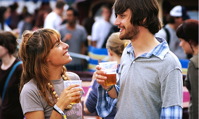R2Hop2 Beer and Music Festival - Dover: R2Hop2 Beer and Music Festival for Two or Four on May 19 at Fordham & Old Dominion Brewing Company in Dover (Half Off)