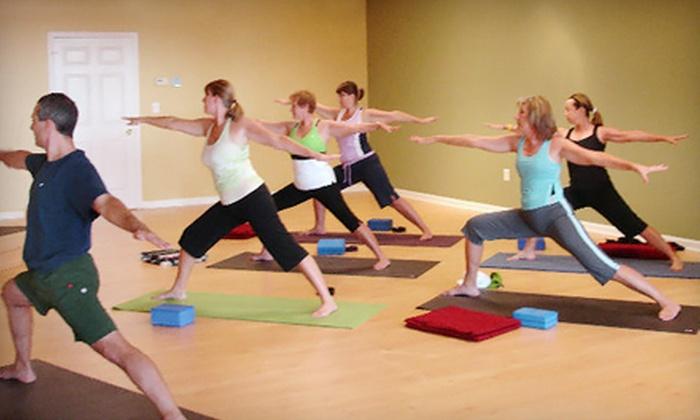Valley Vinyasa Yoga Studio - Chesterfield: $39 for One Month of Unlimited Yoga at Valley Vinyasa Yoga Studio in Chesterfield