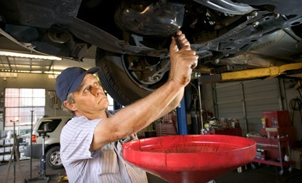 1 Oil-Change Package (a $45 value) - Montgomery Service Center in Elkridge