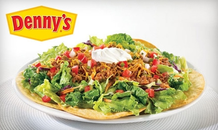 Denny's - Benton: $7 for $14 Worth of Hearty American Breakfast and Dinner Fare at Denny's