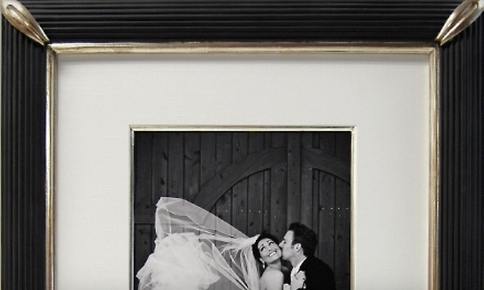 J Whitney Frame - Plainville: $40 for $80 Worth of Framing Services at J Whitney Frame in Plainville