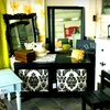 Half Off Furniture Antiquing and Glazing Class