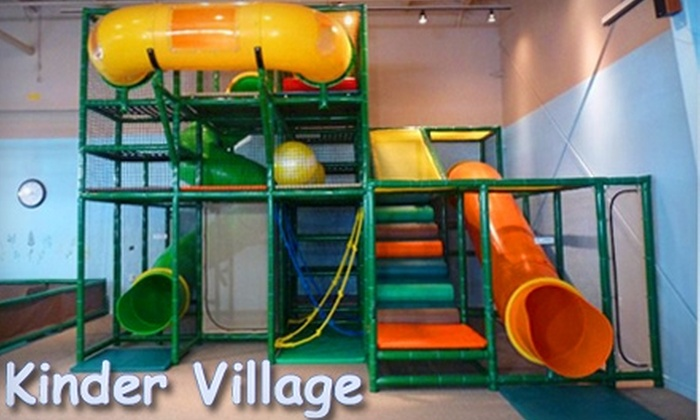 Kinder Village - Essex: $8 for Admission for Two, Plus Two Beverages at Kinder Village in Essex (Up to $18 Value)