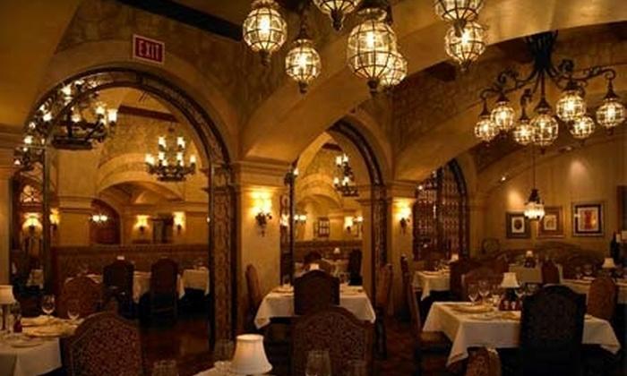 Sonoma Cellar Steakhouse - Las Vegas: $25 for $50 of American Fare at Sonoma Cellar Steakhouse in Henderson
