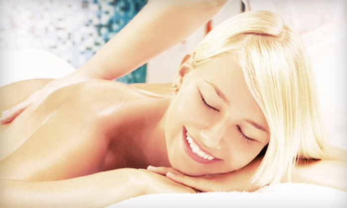 Knead Body Boutique - Philadelphia: One 60-Minute Massage or Body Wrap or Both at Knead Body Boutique (Up to 61% Off)