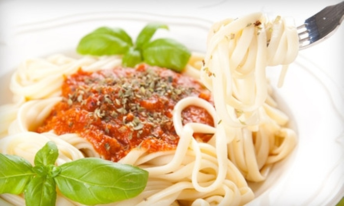 Mamma Lena's Restaurant - Waxhaw: $15 for $30 Worth of Italian Fare at Mamma Lena's Restaurant in Waxhaw