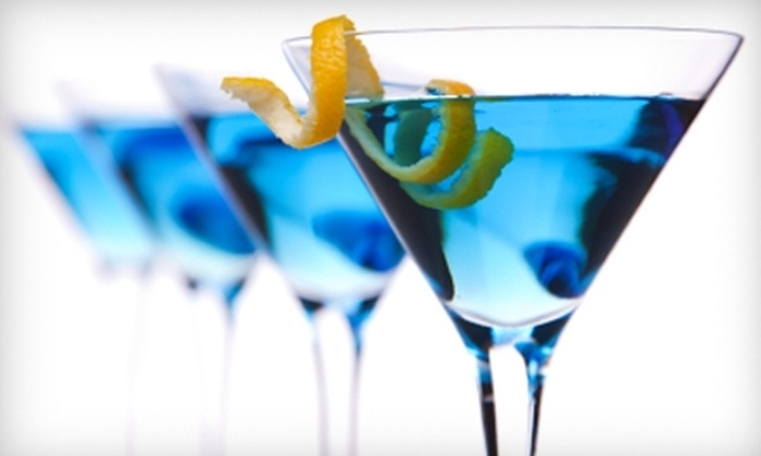 Bigg Blue Martini - Downtown Lexington: $15 for $30 Worth of Southern Fare and Drinks at Bigg Blue Martini