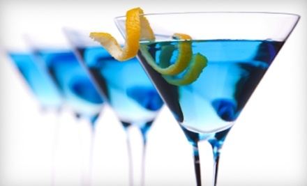 $30 Groupon to Bigg Blue Martini - Bigg Blue Martini in Lexington
