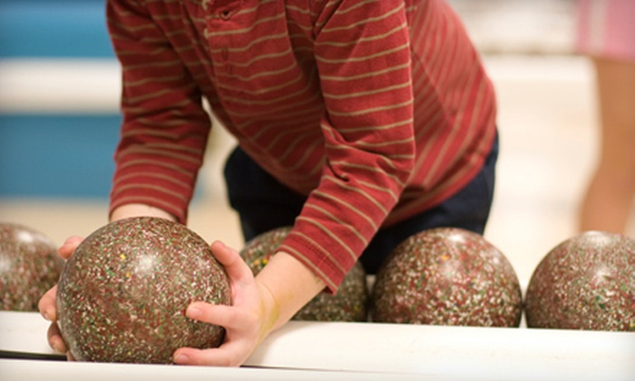 Fulton Bowling Center - Fulton: Bowling Packages with Shoe Rentals, Pizza, and Soda  for Two, Four, or Six at Fulton Bowling Center (Up to 56% Off)