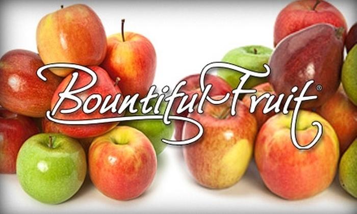 "Stemilt Growers - Kansas City: $22 for a Dozen ""Taste of Washington"" Apples Plus Delivery From Bountiful Fruit ($45 Value)"