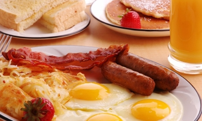 Good Morning Holland - Holland: $8 for $16 Worth of Mexican-American Breakfast and Lunch Fare at Good Morning Holland