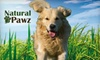 Natural Pawz - Multiple Locations: $20 for $40 Worth of Pet Merchandise and Services from Natural Pawz