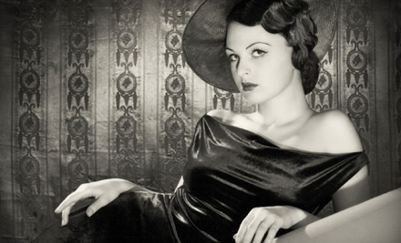 $75 Groupon to Vintage Glamour Salon - Vintage Glamour Salon in Shelby Township