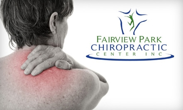 Fairview Park Chiropractic - Cleveland: $30 for a Massage (Up to $60 Value) or $45 for a Consultation, Exam, and Two Treatments ($240 Value) at Fairview Park Chiropractic