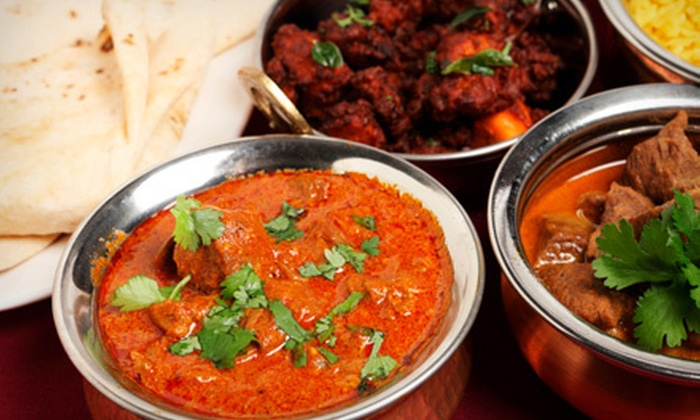 Viceroy of India - Multiple Locations: $10 for $25 Worth of Indian Fare at Viceroy of India in Chicago and Lombard