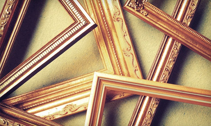 But Is It Art Framing Gallery - Regent: $45 for $100 Worth of Custom Framing at But Is It Art Framing Gallery