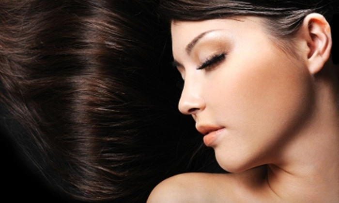 Lauren's Salon Spa - Mid-City West: $55 for $115 Worth of Hair Services at Lauren's Salon Spa