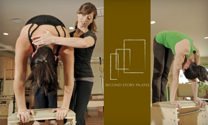 Second Story Pilates - Agoura Hills: $40 for Five Mat Classes or Three Equipment Classes at Second Story Pilates in Agoura Hills (Up to $100 Value)
